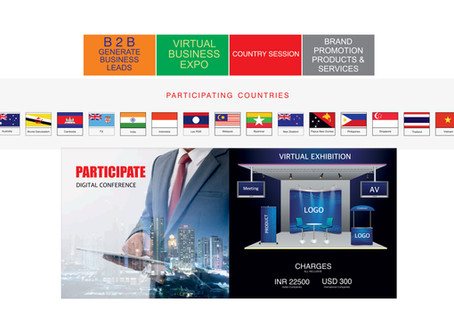Virtual Exhibition at 1st INDO ASEAN OCEANIC BUSINESS SUMMIT & EXPO