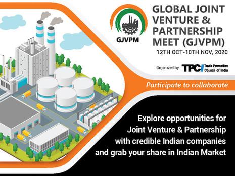 Global Joint Venture & Partnership Meet (GJVPM)