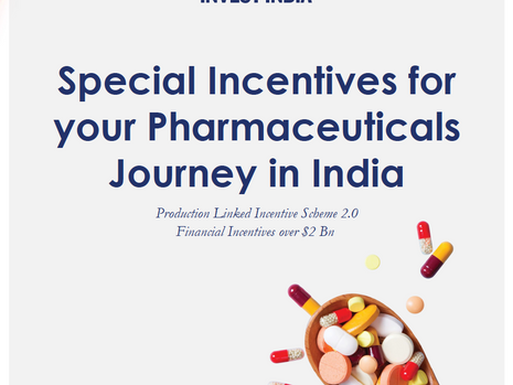 Invest India: Production Linked Incentive Scheme (PLI) for Medical Devices