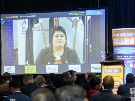 Keynote address by Hon Nanaia Mahuta, Foreign Affairs Minister, New Zealand at the INZBC Summit 2021