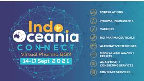 Indo Oceania Connect - Virtual Pharma BSM by Pharmexcil for Oceania pharma industry
