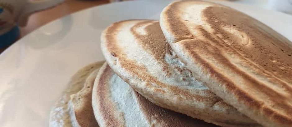 Pancakes Healthy au sarrasin