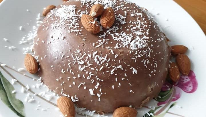 Bowlcake protéiné au chocolat