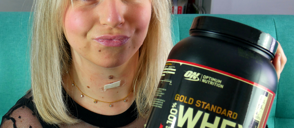 Complément alimentaire : La protéine en poudre Whey !