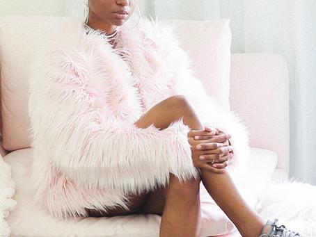 DIY Faux Fur Coat