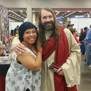 I had a blast at this years 2016 Dallas Comic Convention!