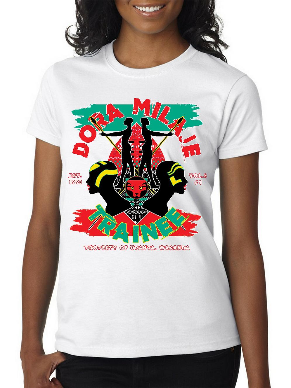 a6e37cbeb058a Dora Milaje Trainee - Marvel Black Panther