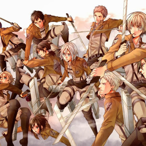 G&G's Review on: Attack on Titan, the Anime & Movie