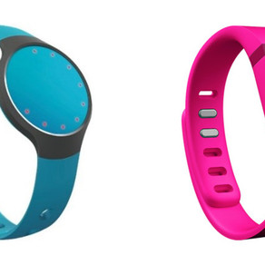 Anybody need help working out these days: Fitbit vs. Misfit