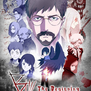 B: The Beginning. Netflix' newest anime