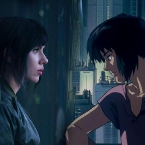 G&G Movie Review: GHOST IN THE SHELL (2017)