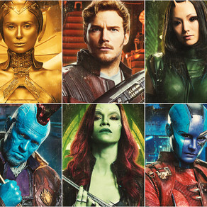 G&G Movie Review: Guardians of the Galaxy Vol.2