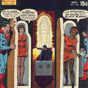 G&G History 101: Lois Lane was Black that one time.