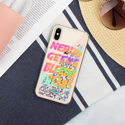 GSI Liquid Glitter Phone Case