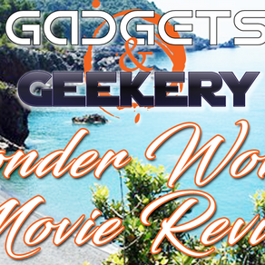 G&G Movie Review: Wonder Woman