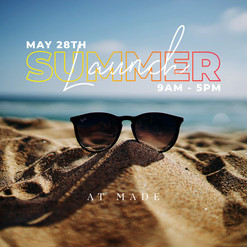 Made Summer Launch 1