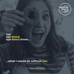 Eye Donut