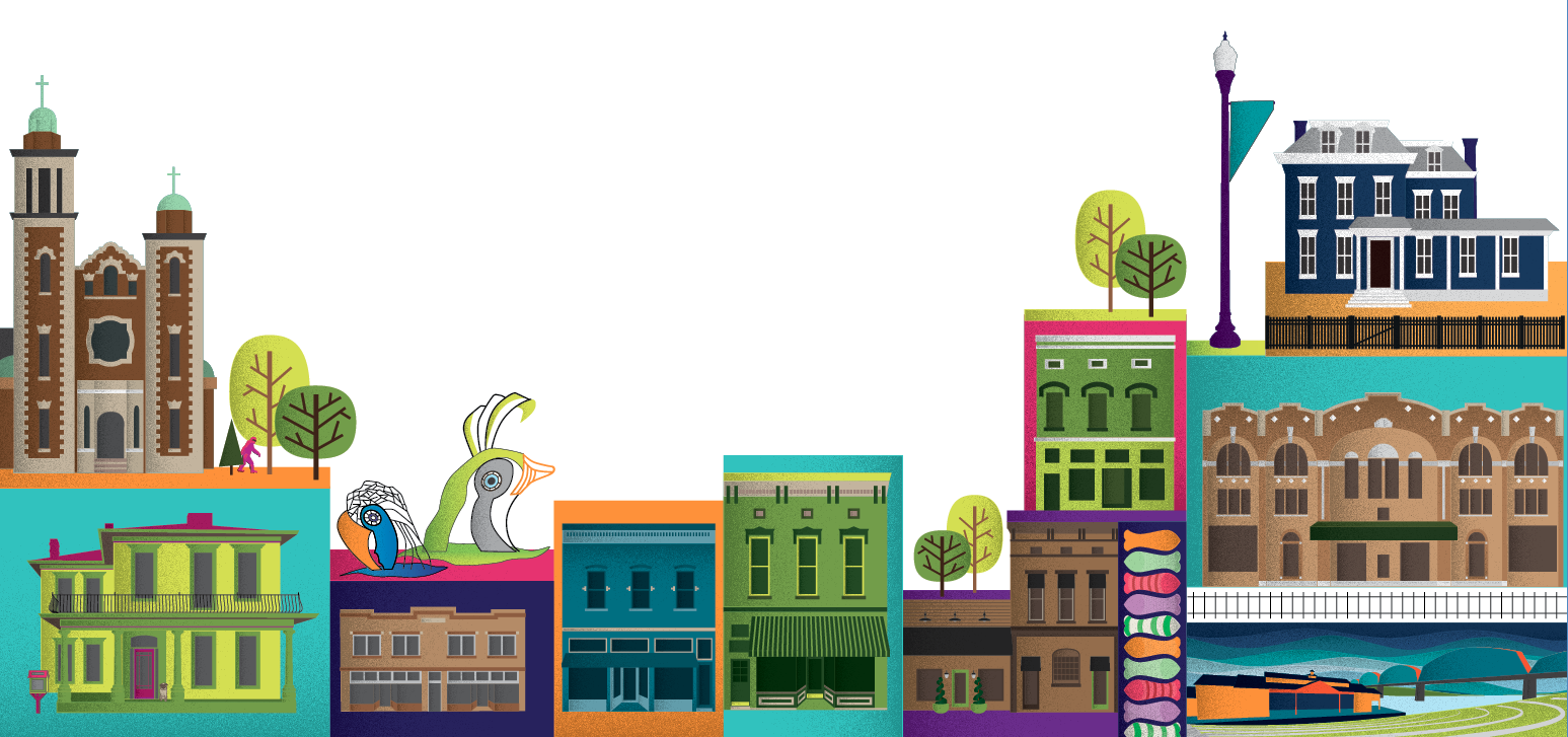 Jeffersonville Illustration