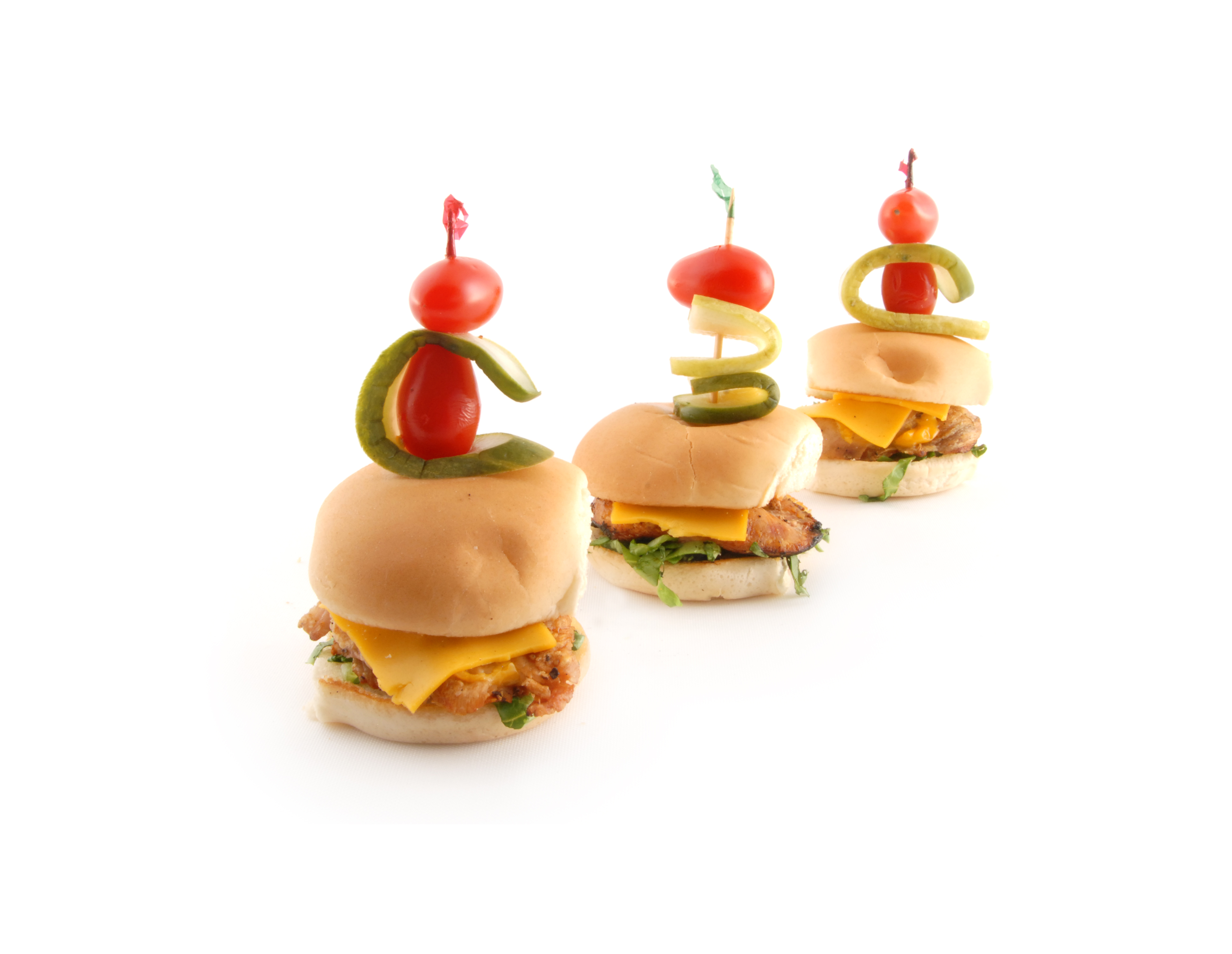 CBC Chicken Sliders