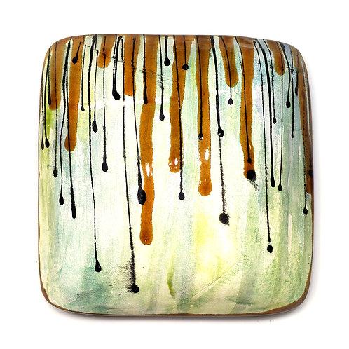Ceramic Wall Pillow