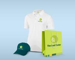 Leaf Center Uniform and Bag