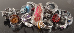 Handcrafted Rings