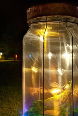 """""""Captured Light"""" Sculpture"""
