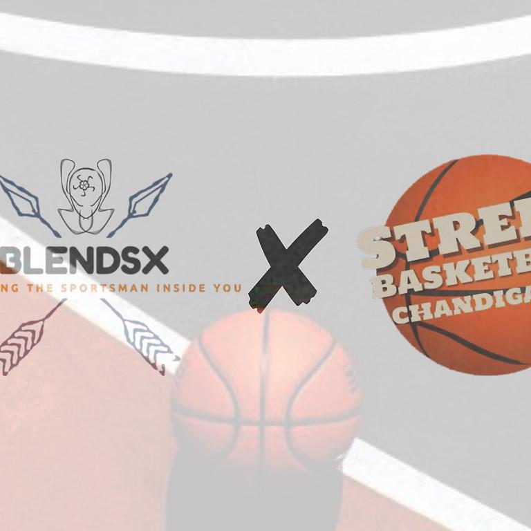 BlendsXStreetBasketballChandigarh