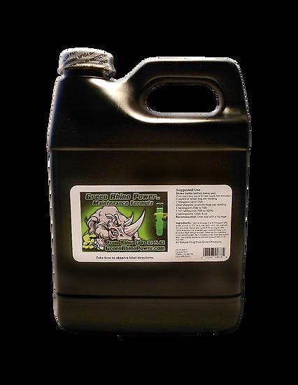 Green Rhino Power Maintenance Formula 32.oz bottle