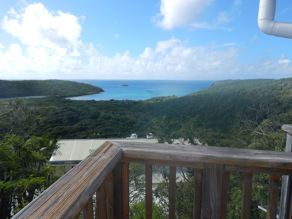 Deck, view, Concordia Eco Resort, Eco Tent, St. John, US Virgin Islands, stunning, travel, adventure