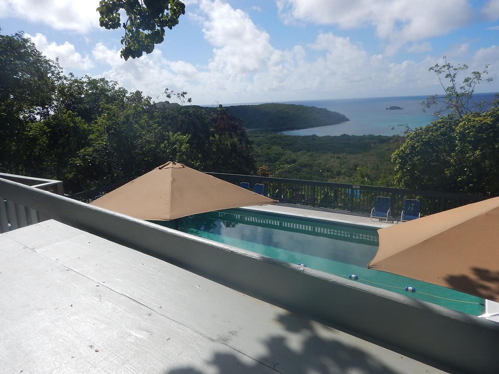 Concordia Eco Resort Pool