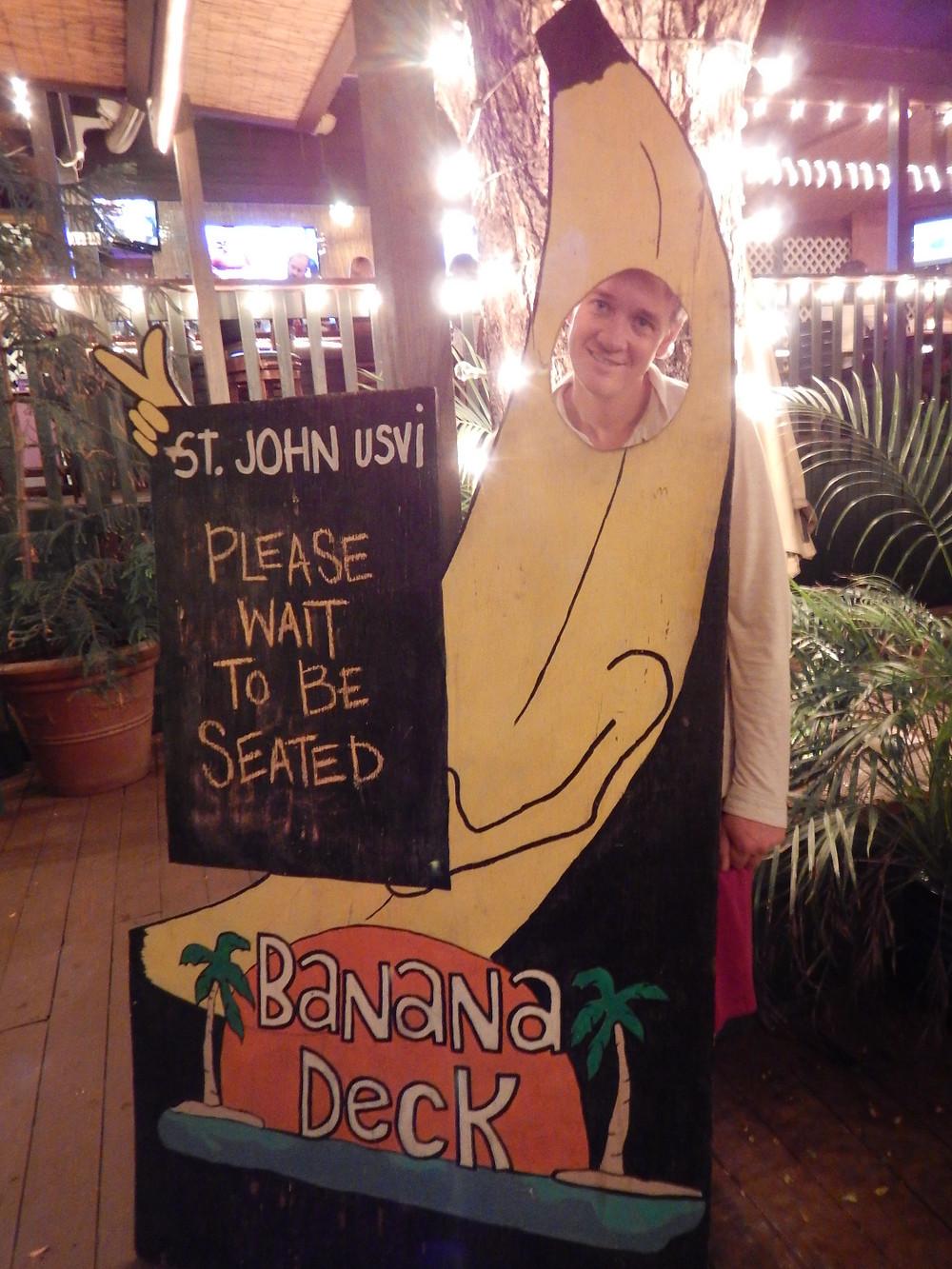 Banana Deck, St. John, Caribbean, adventure, hitchhiking, vagabonds