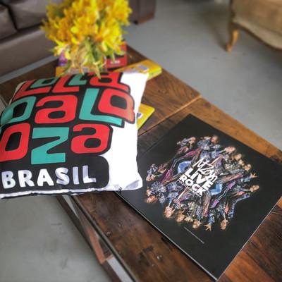 Lounge do Lollapalooza 2019