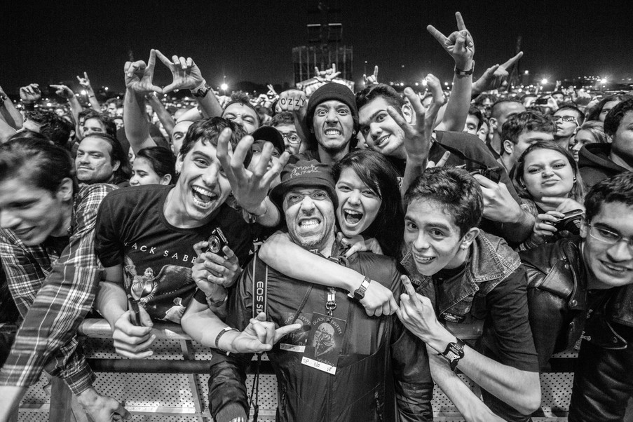 publico do black sabbath - 2013