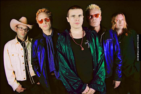 photo session com the cult