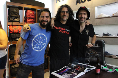Bruno Kickbucket, Alfie Rumbora e MRossi