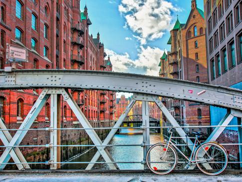 bike & bridge hamburg, germany 2