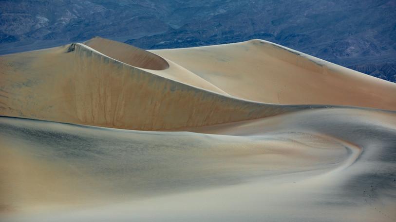 dune - print à venda - death valley