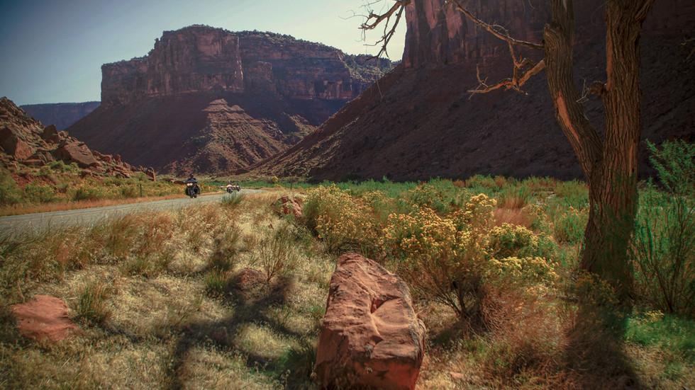 rolling - print à venda - moab, utah