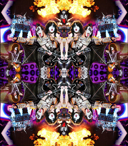 Kiss Kaleidoscope