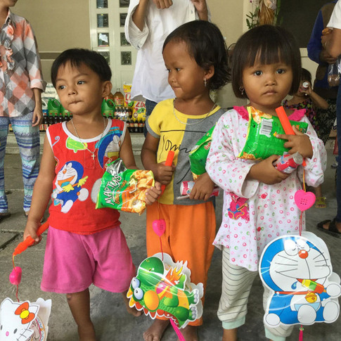 Hy Vong Home for Disabled Children