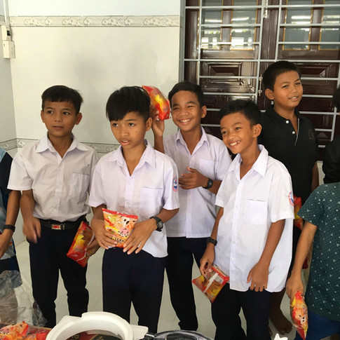 Suoi Dau Charity Home