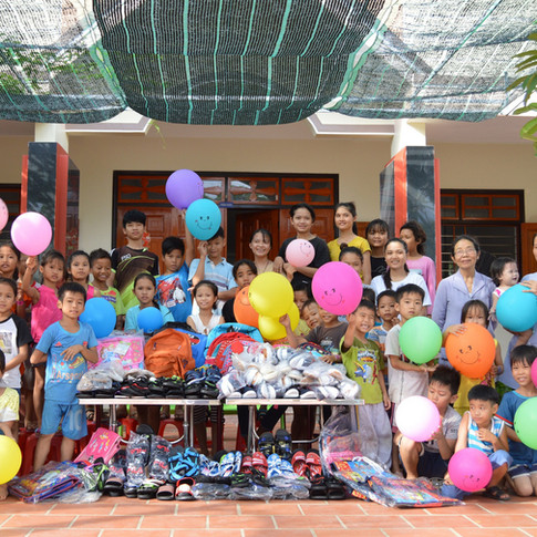 Nhan Ai Orphanage