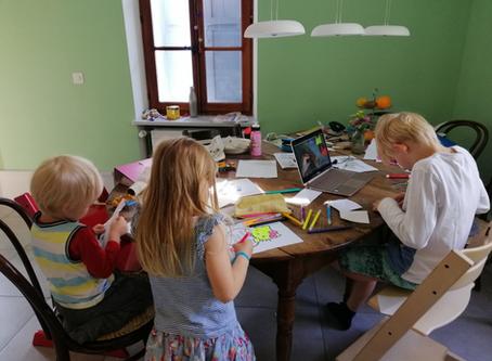 1. Covid-19 La scolarisation des enfants à domicile