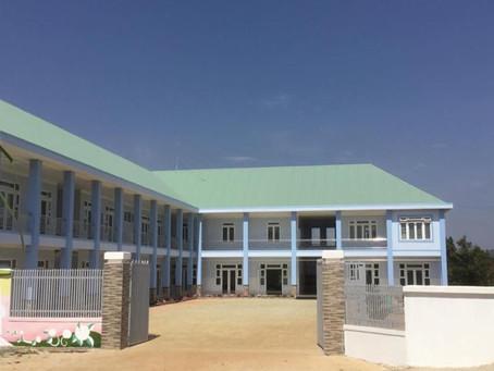 ALA Builds new school in Tâm Bố