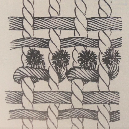 ペルシャ絨毯は全て手織り