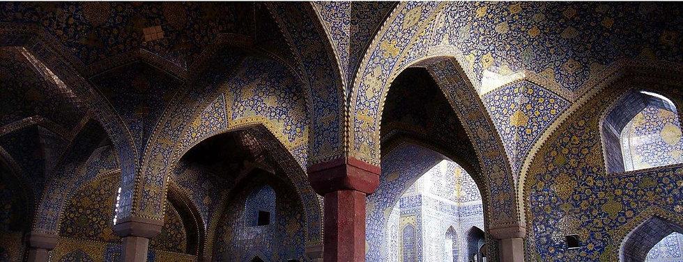絨毯と芸術の国ペルシャ