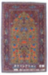 アンティーク絨毯