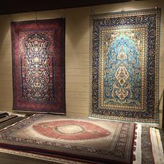 ダラコレクションペルシャ絨毯展