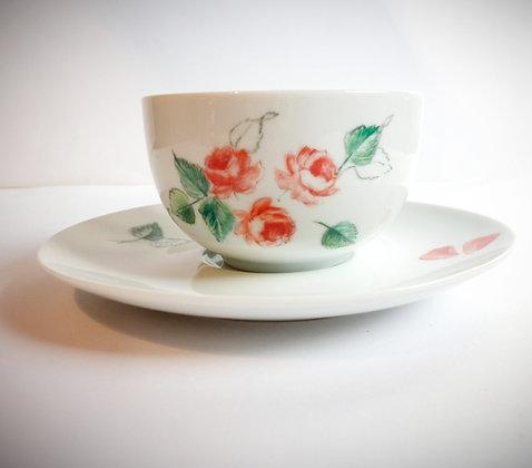 """Tasse à thé """"romantique""""B"""